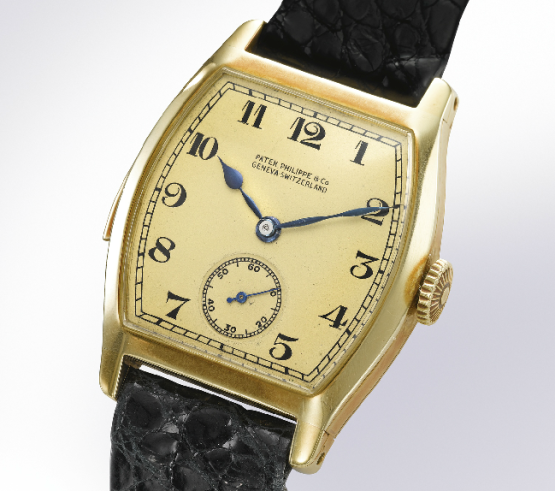 The Henry Graves Minute Repeater