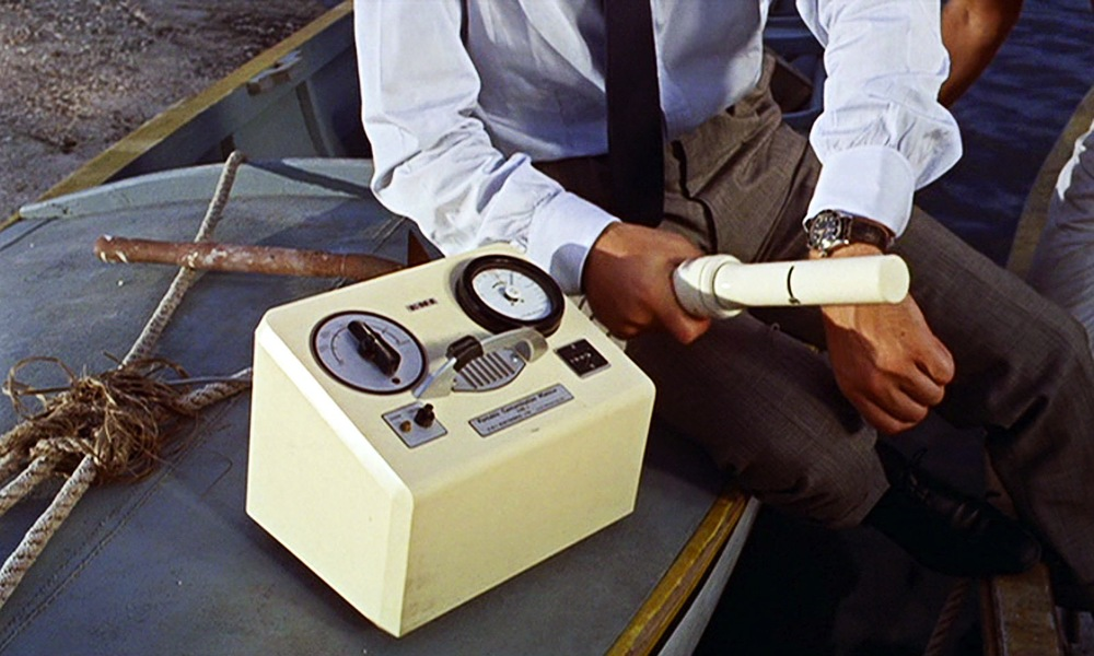 Connery Rocks a Rolex in Dr. No