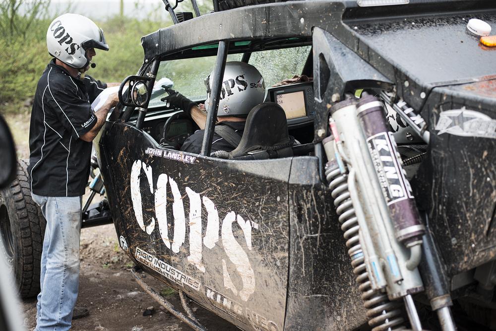 "COPS ""Truck"""