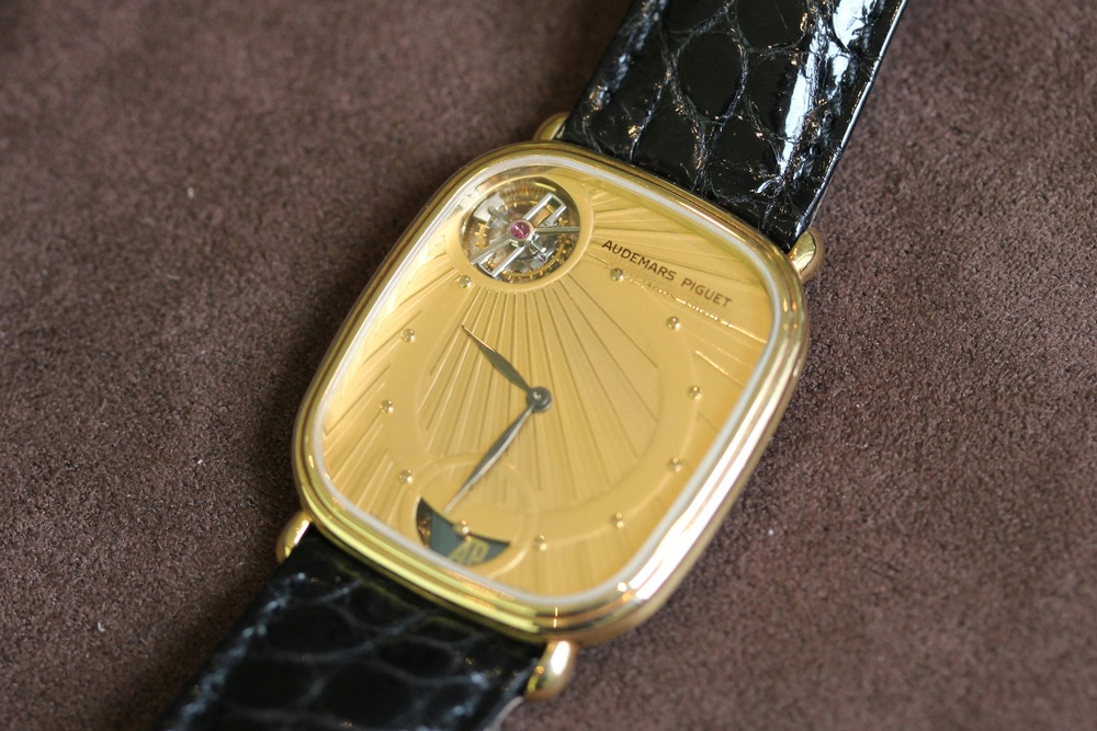 The First Serialized Tourbillon - No. 319
