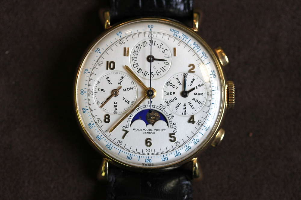 Full Calendar Chronograph