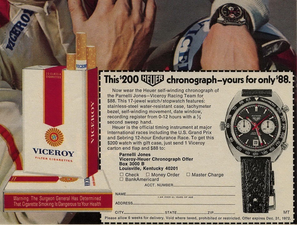 The Viceroy Voucher Close-Up