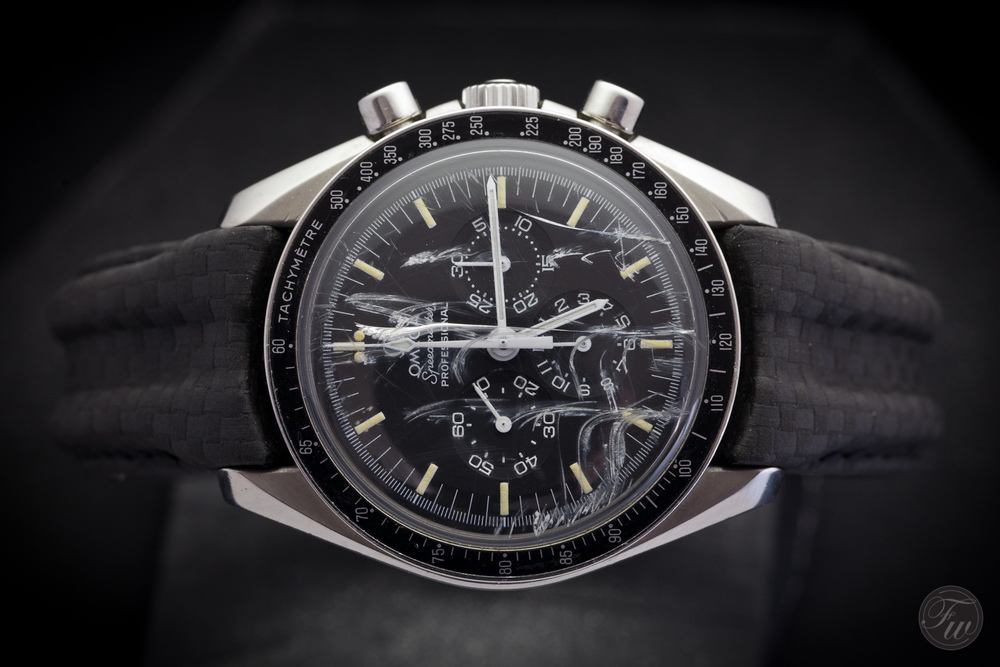 How A European Astronaut Ended Up With A NASA-Issued Omega ...