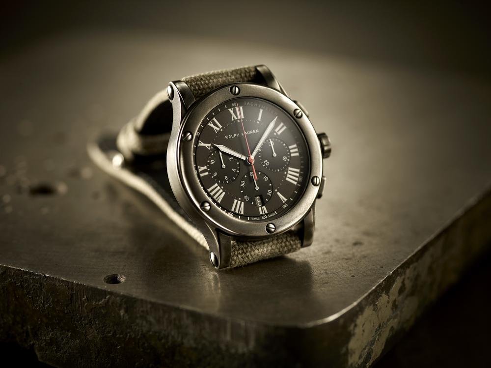 The finished RL67 Safari Watch