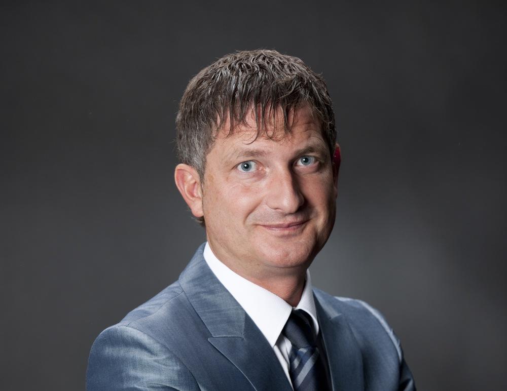 Fausto Salvi, CEO of Perrelet