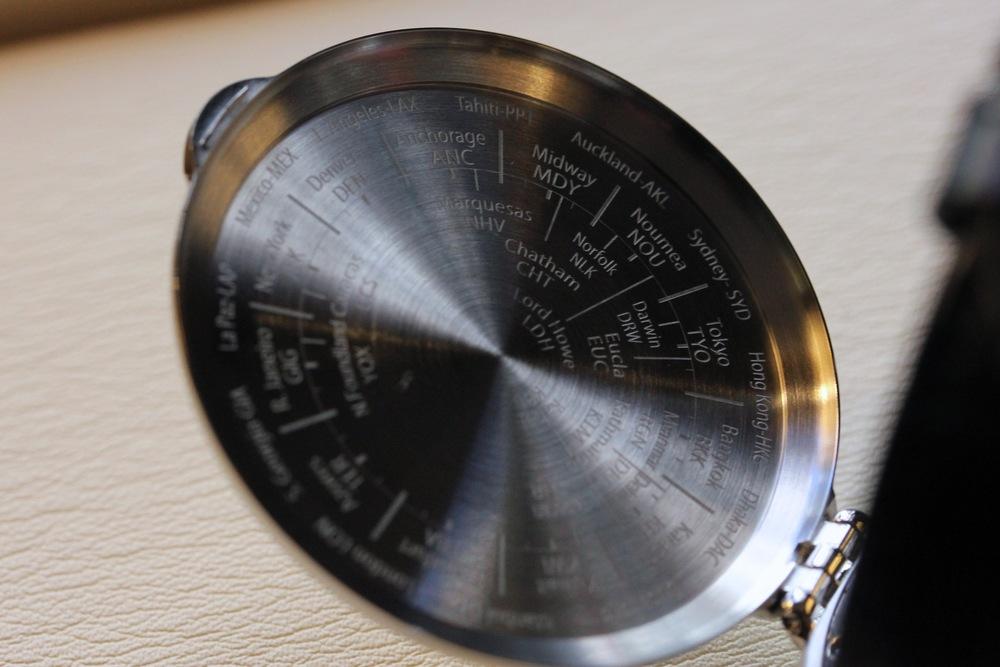 Timezone Code Chart