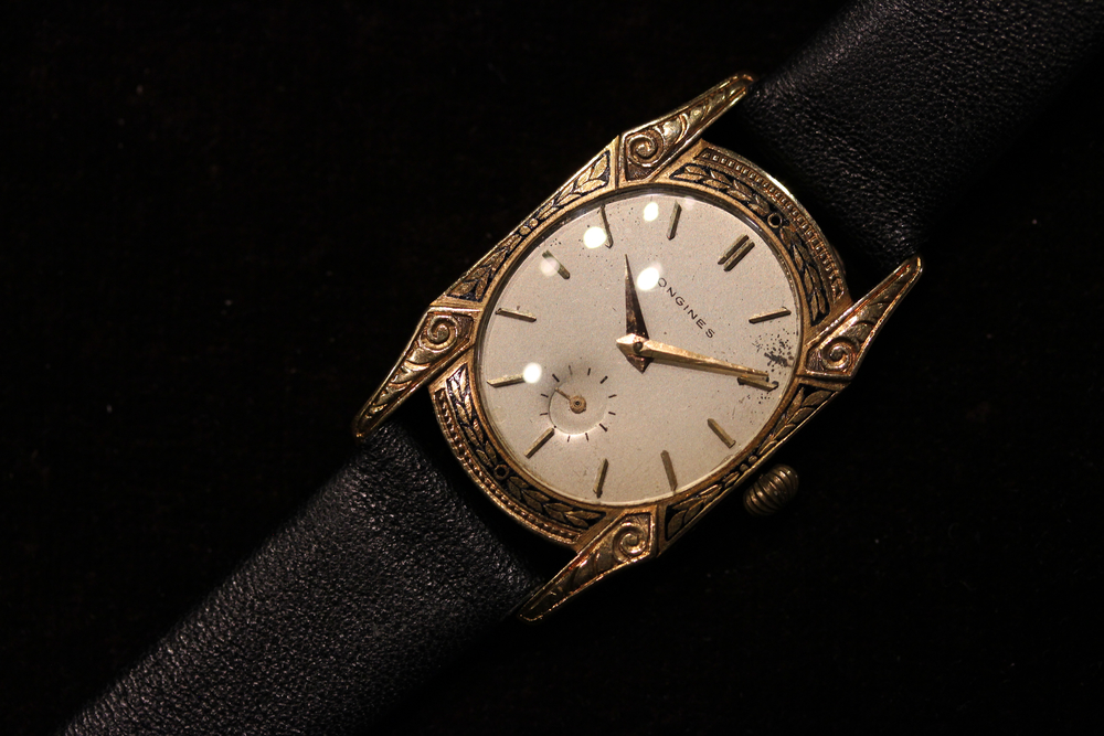 Art Deco Ladies Watch from 1930