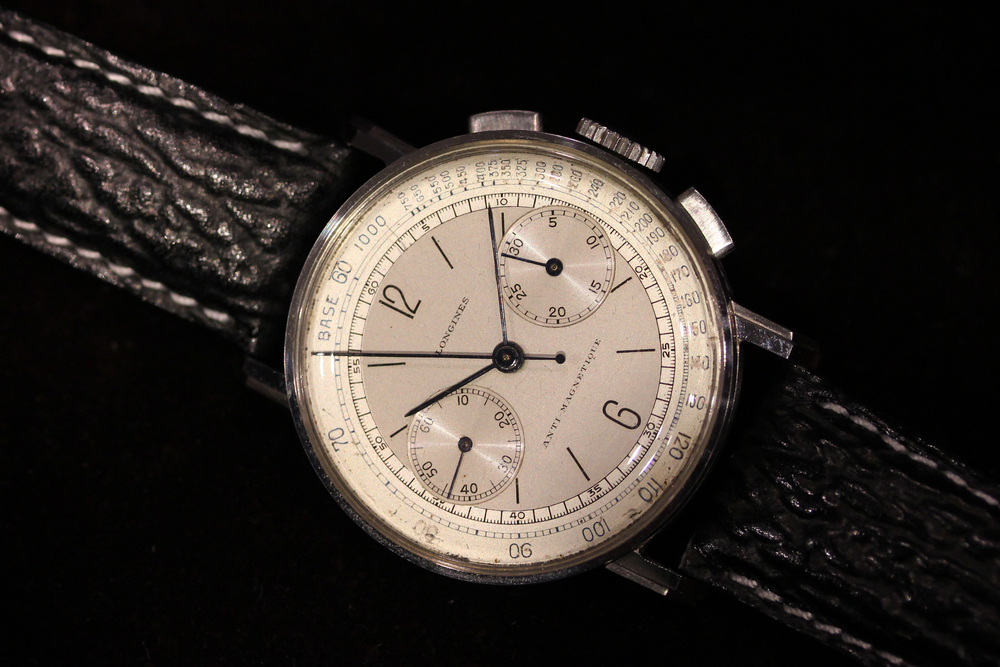 Steel 13ZN Chronograph from 1941