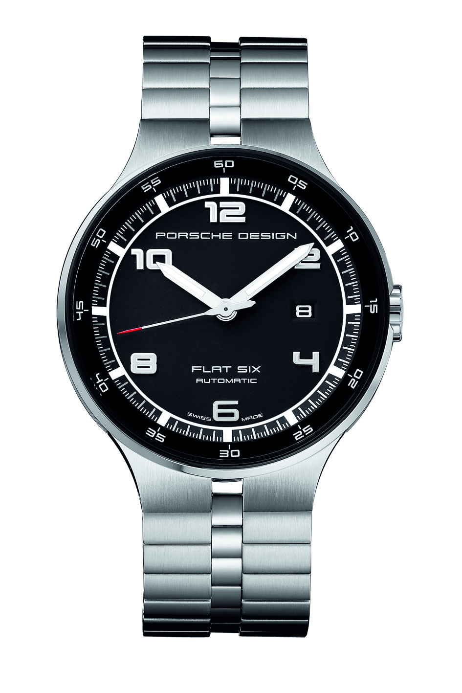 The Porsche Design P'6350 Flat Six