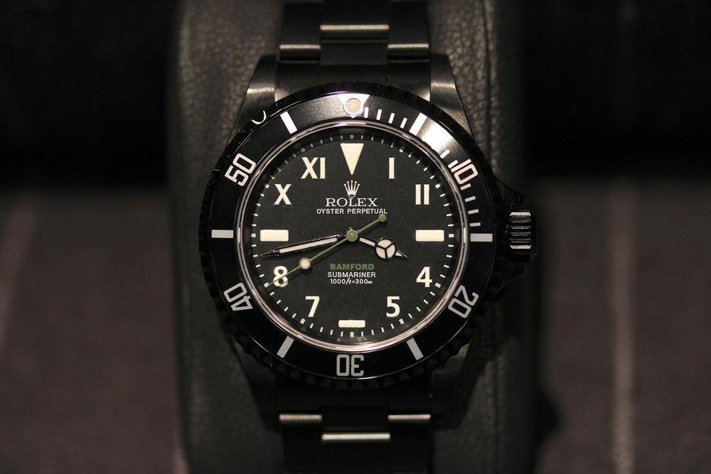 California Dial Submariner
