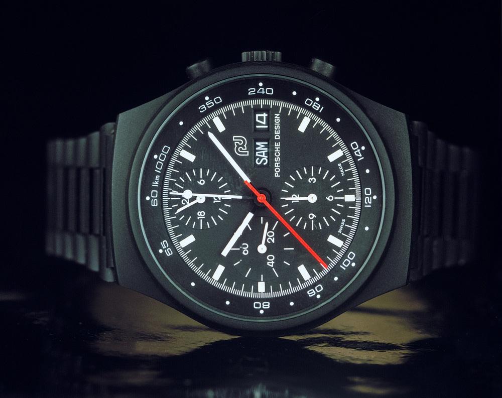 The Porsche Design Chronograph I (1972)