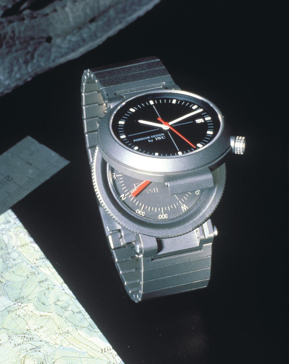 Porsche Design Compass Watch (1978)