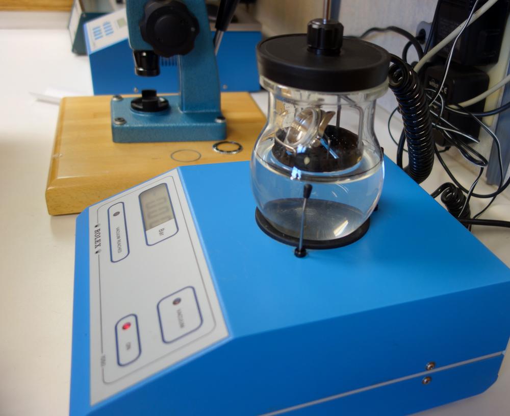 Rolex Vacuum Tester