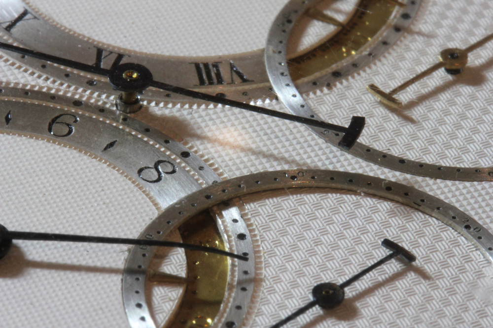 The Dial's Amazing Three-Dimensionality