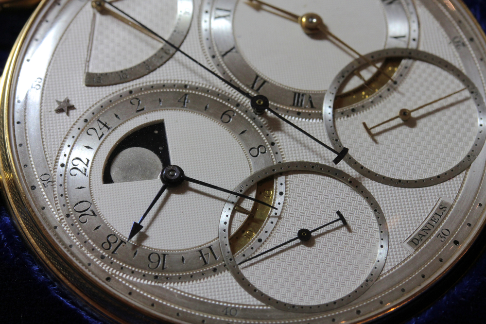 Sidereal Time, Moonphase, and Age of the Moon