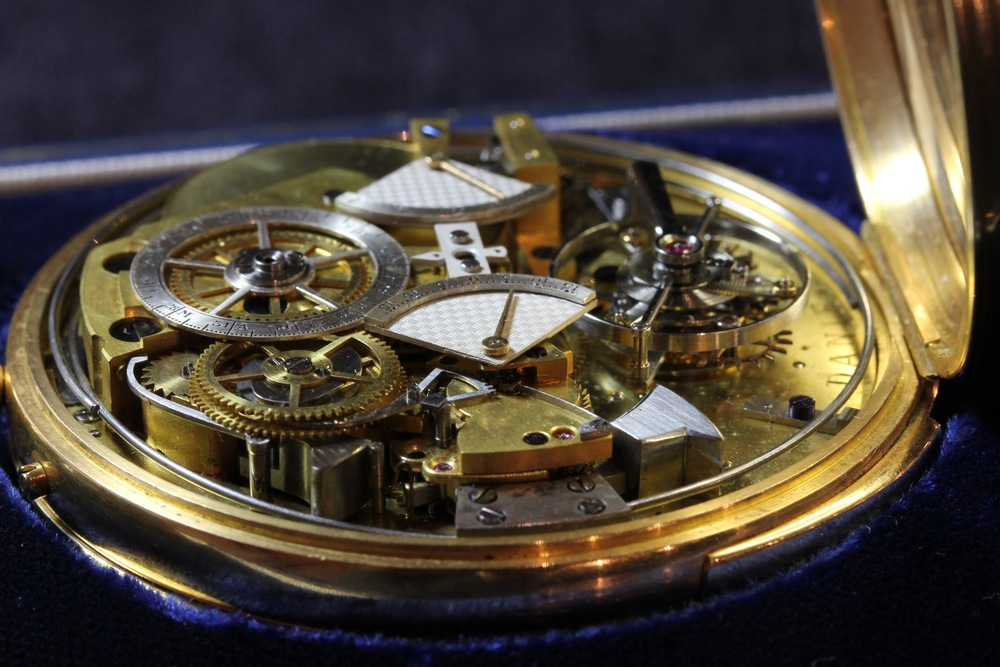 Inside the Grand Complication