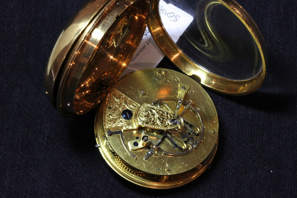 Arnold Chronometer