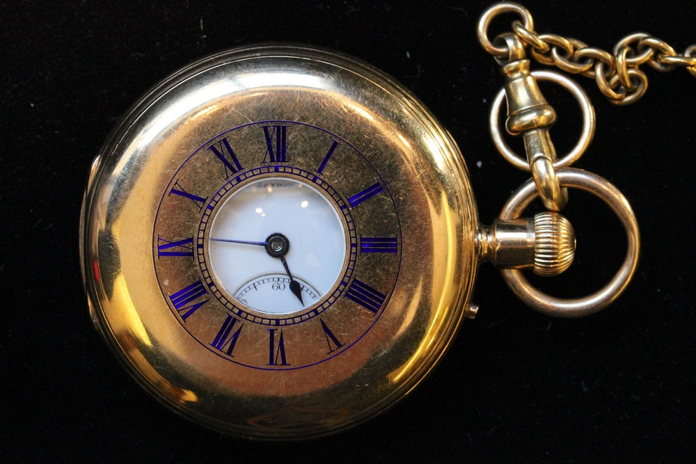 Pocket Watch from 1878
