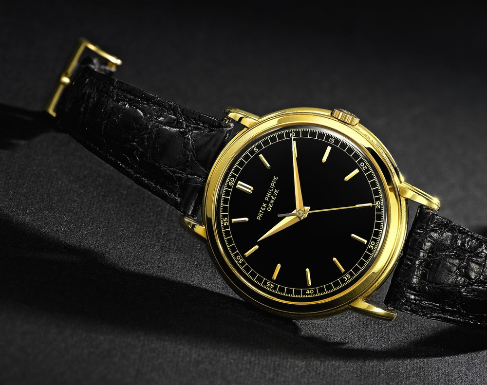 46mm Patek Philippe Wristwatch from 1955