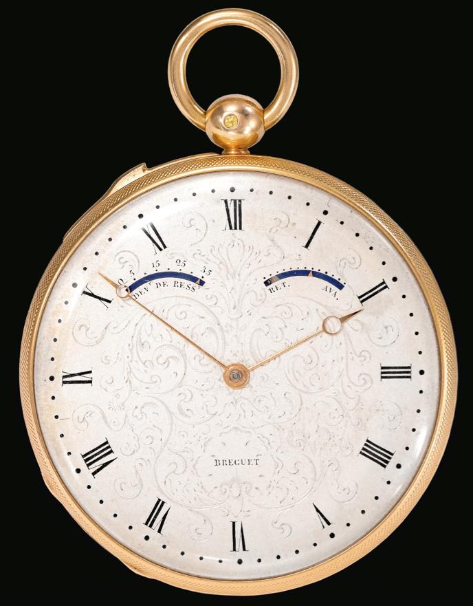 The Sympathique Pocket Watch