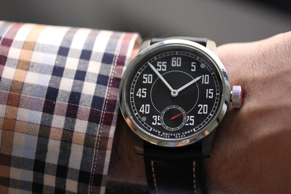 The NA523 On The Wrist