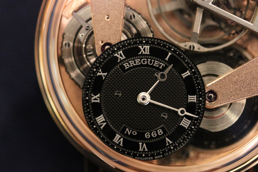 Barrel, Dial, And Fusee