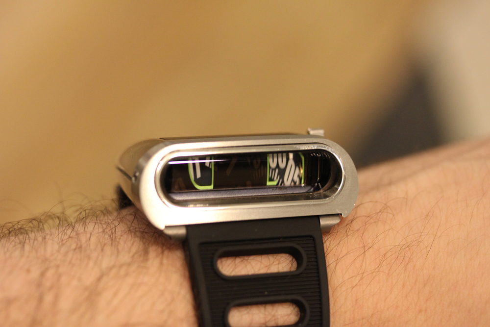 The HM5 On The Wrist
