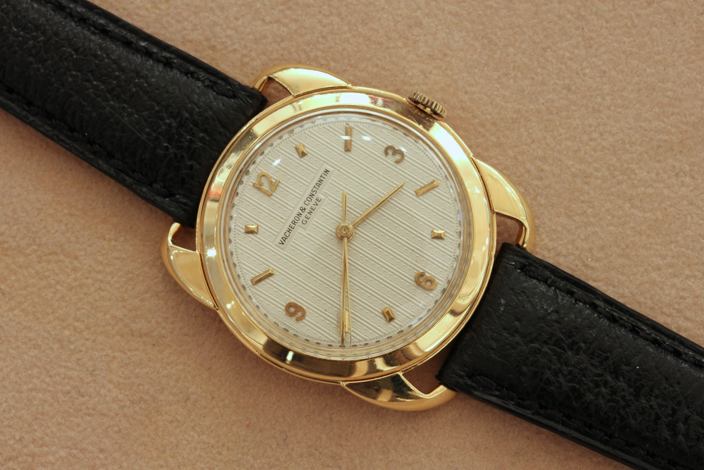 Gold Chronometer from Vacheron and Constantin