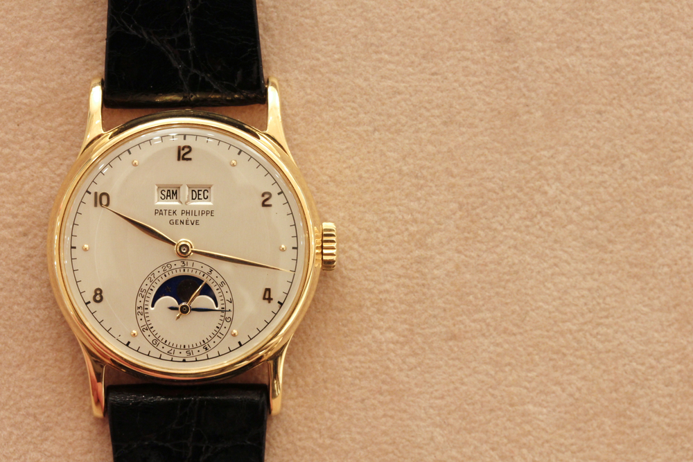 Patek Philippe 1526, Their First Perpetual Calendar