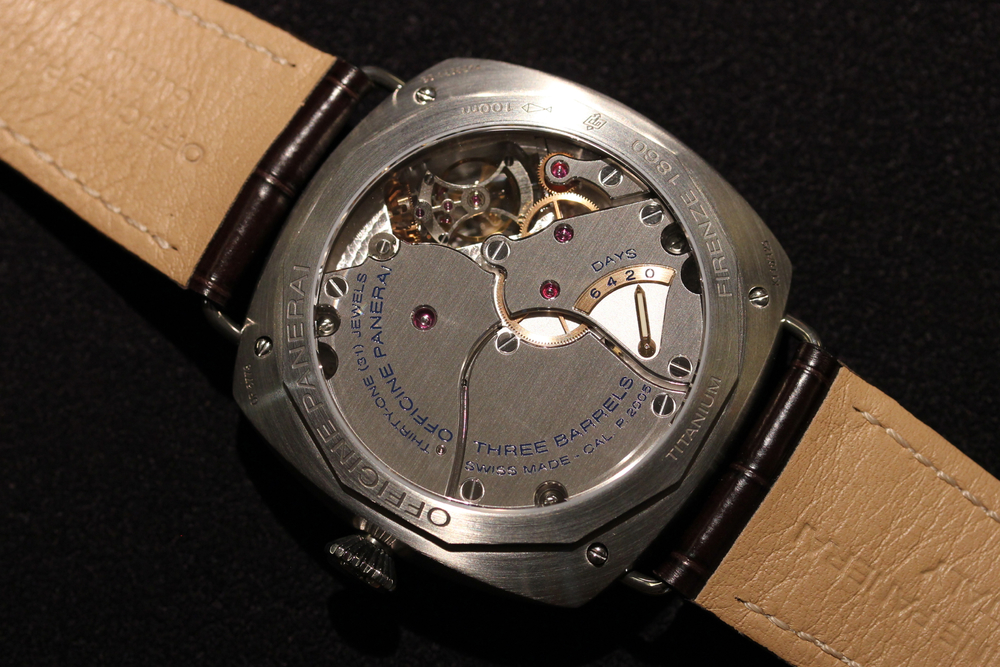 The Amazing P.2005 Movement, With Tourbillon and 6 Day Power Reserve