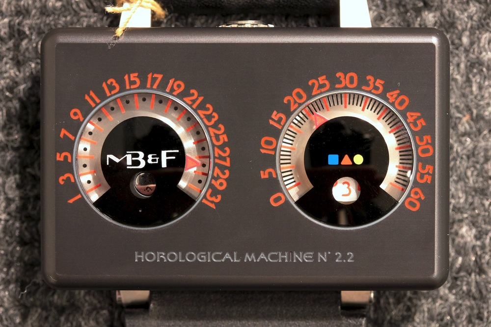 The MB&F HM 2.2