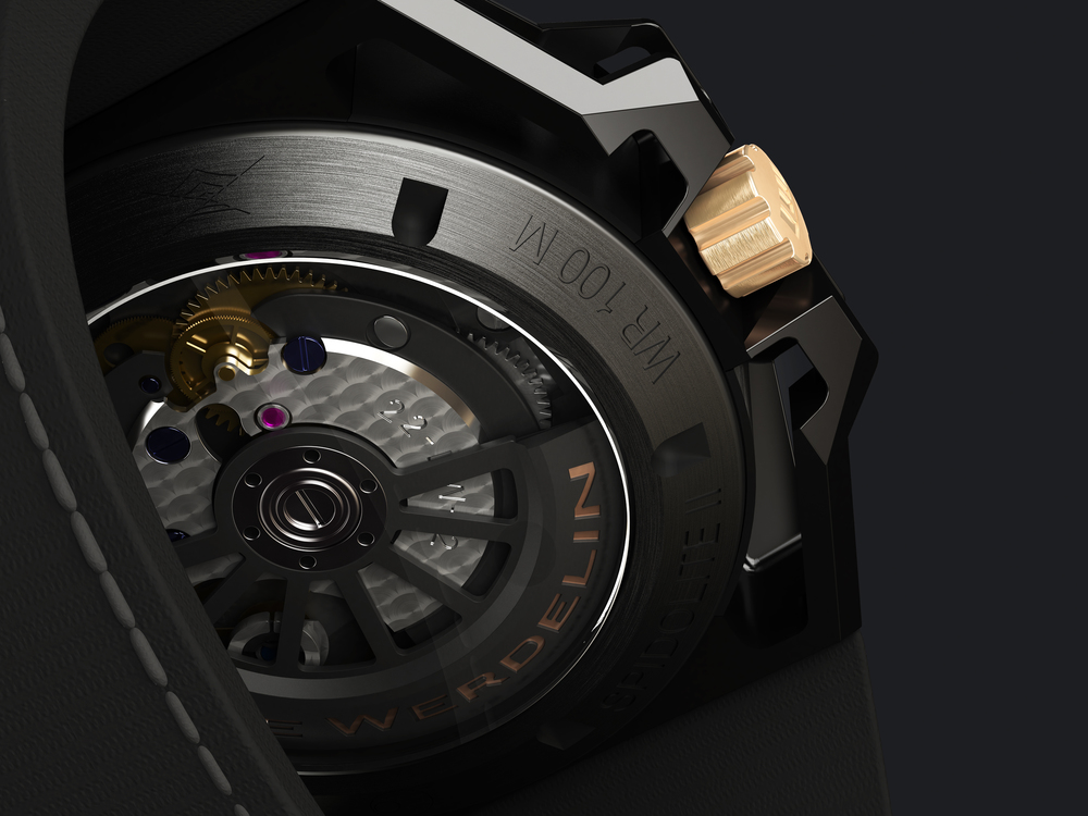 The LW04 Movement
