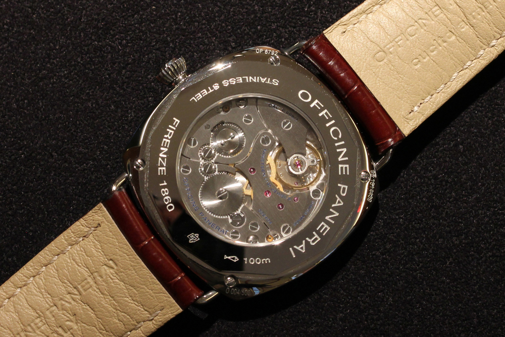 The Manually Wound P.999 Movement