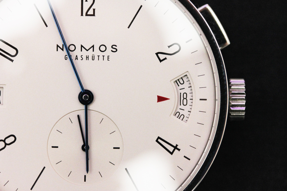 Second Timezone Indicator On Both Tangomat GMTs