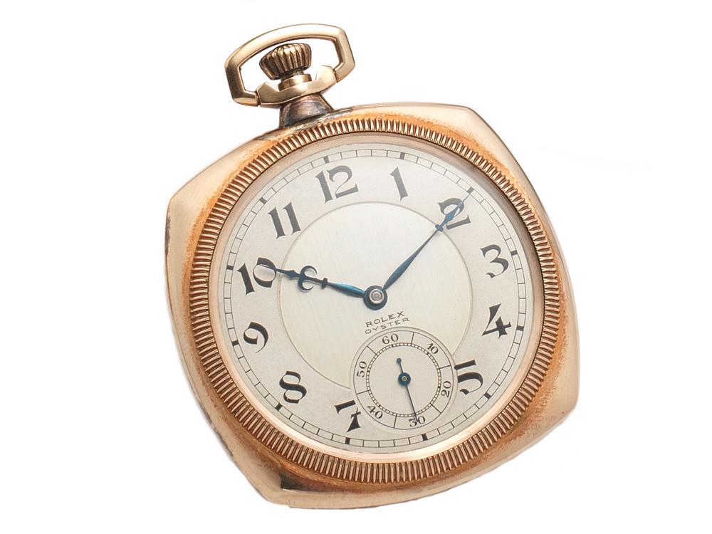 Rolex Oyster Pocket Watch