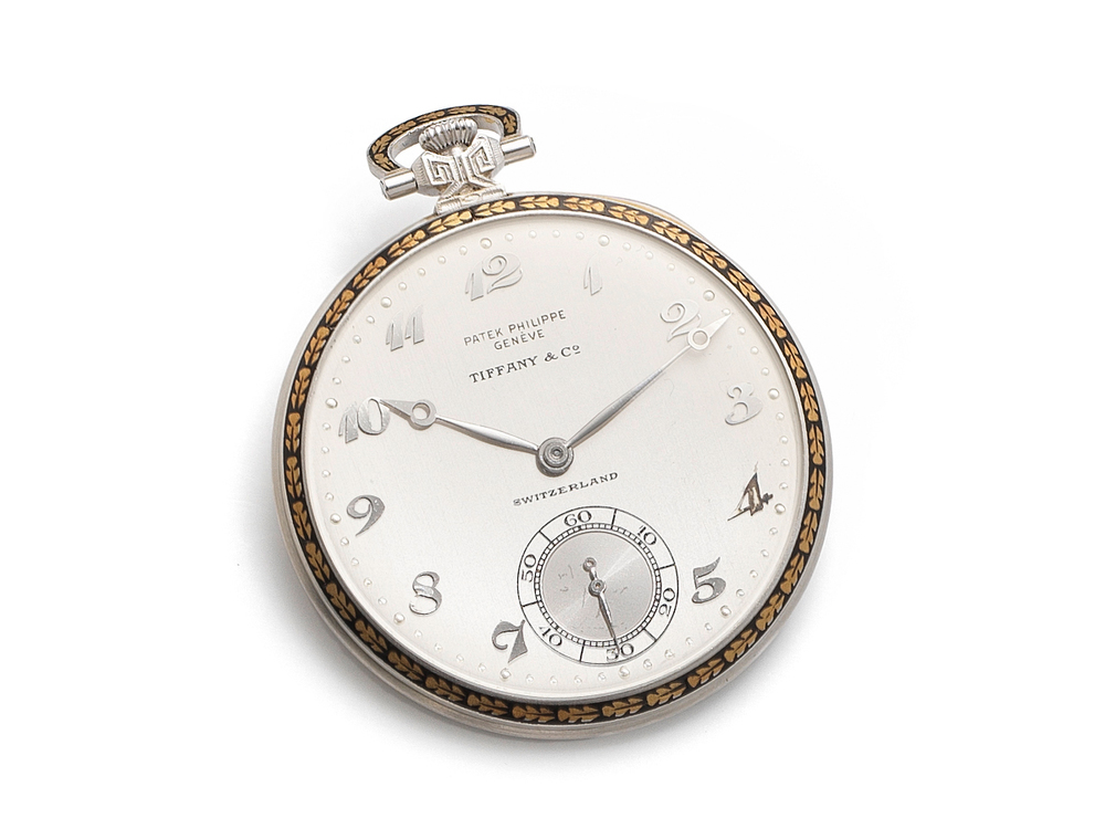 Patek Philippe For Tiffany & Co.