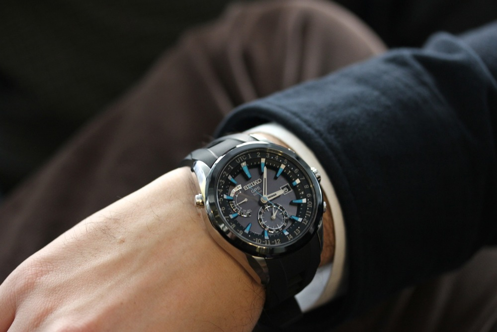 The Astron On The Wrist