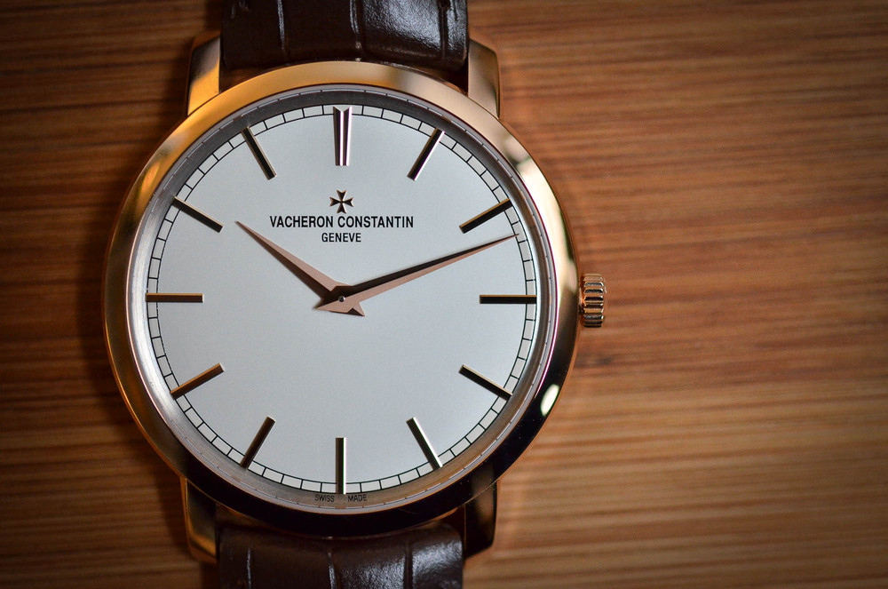 Vacheron Constantin 41mm Patrimony Traditionelle Self-Winding