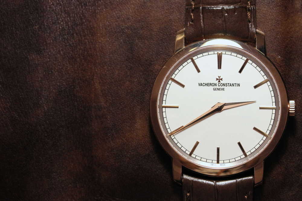 Vacheron Constantin 41mm Patrimony Traditionelle Self-Winding in Rose Gold