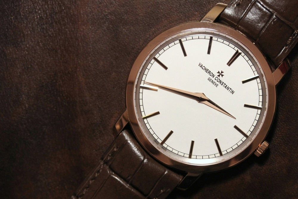 The Vacheron Constantin Patrimony Traditionelle Self-Winding - A Simple, Special Watch