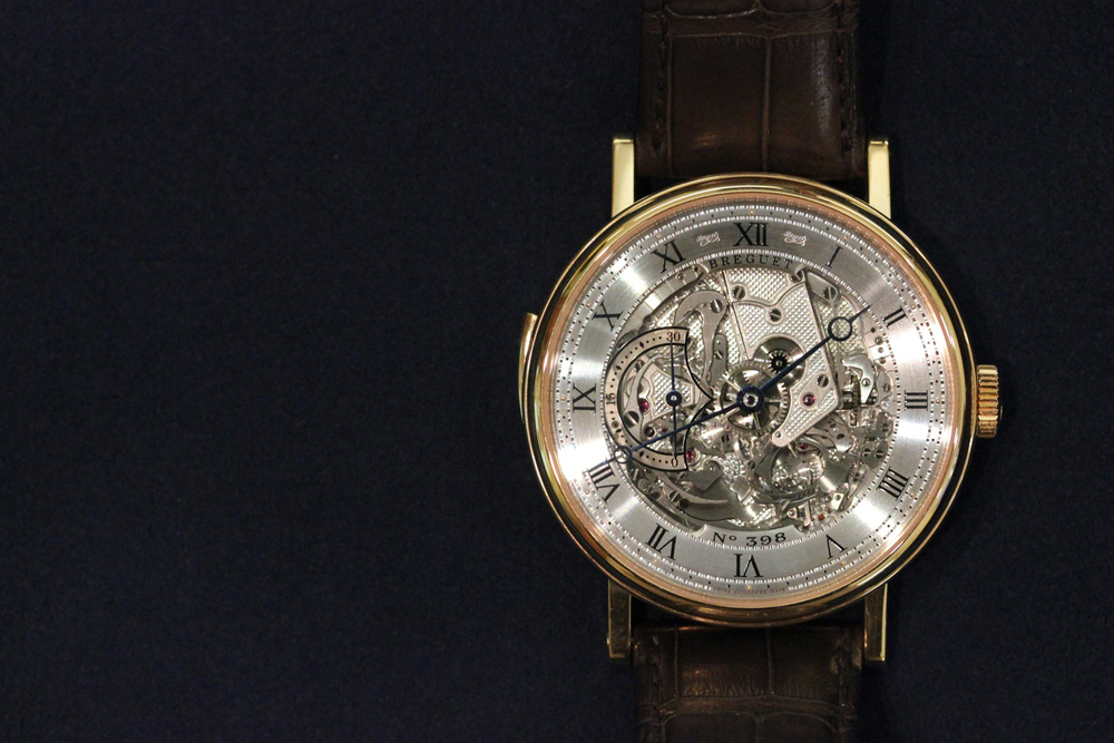 Breguet's No.6457 Minute Repeater
