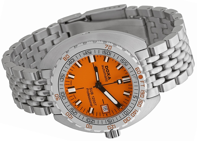DOXA with Helium Relief Valve