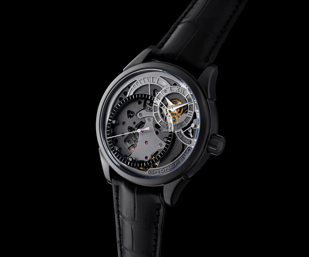 A Side View Of The Techniek Nocturne