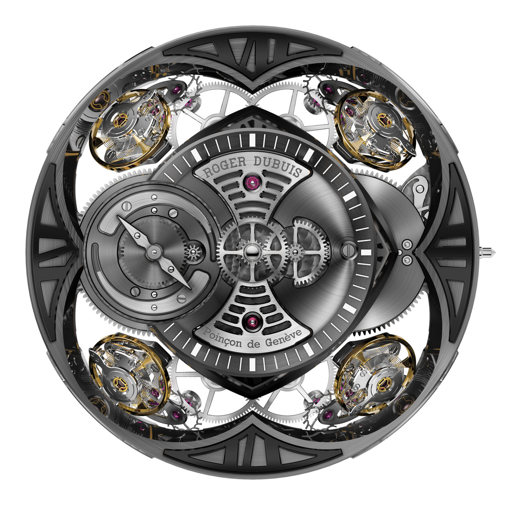 Roger Dubuis Calibre RD101