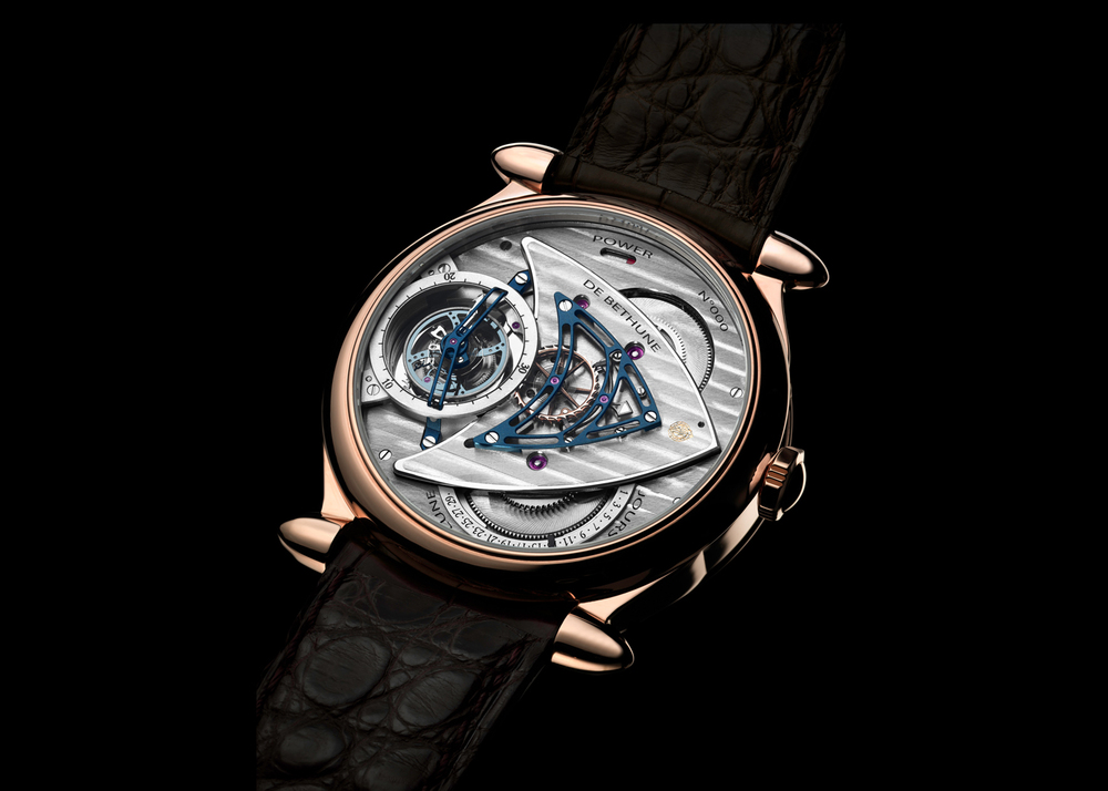 The Stunning DB2509 Movement In The DB16