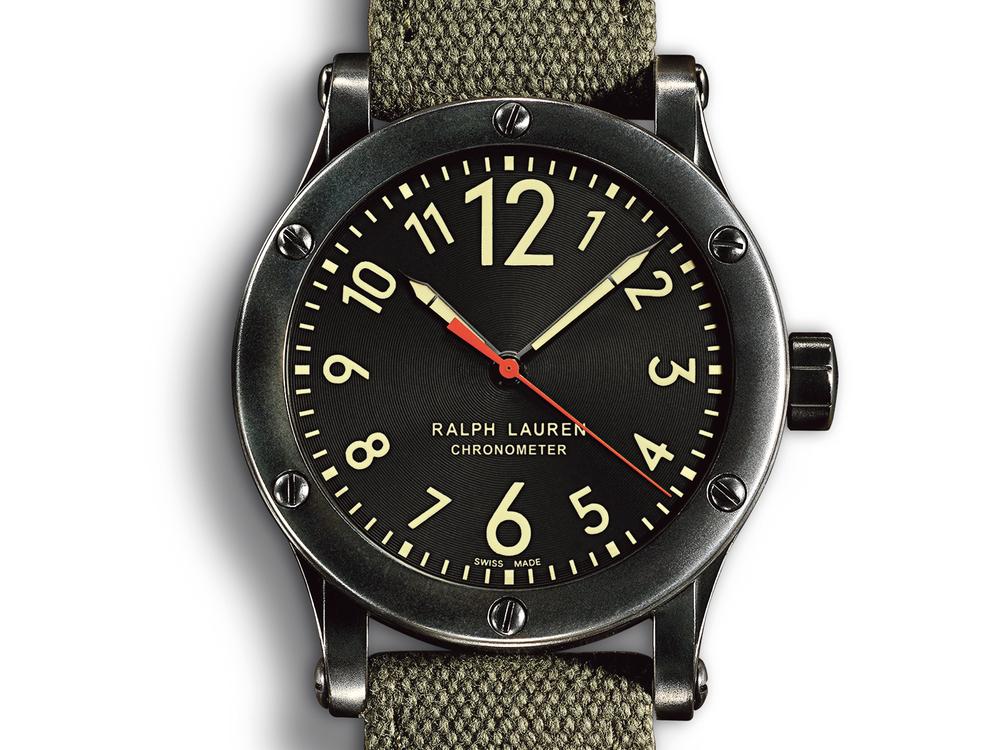 RL67 Safari Chronometer