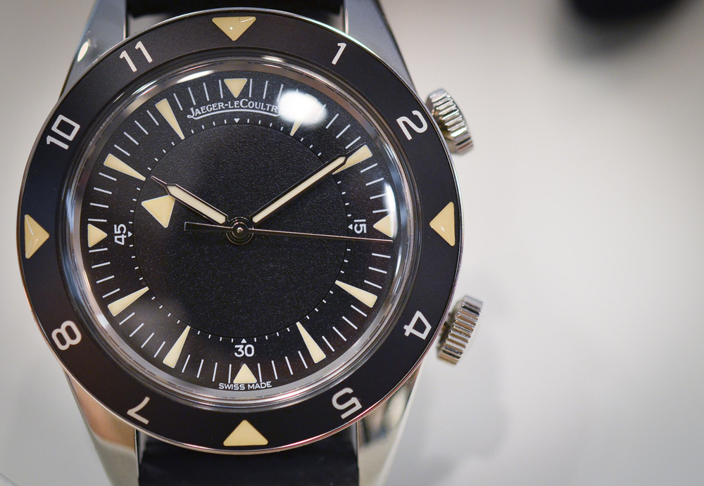 The JLC Deep Sea Alarm Limited Edition Available at SCL