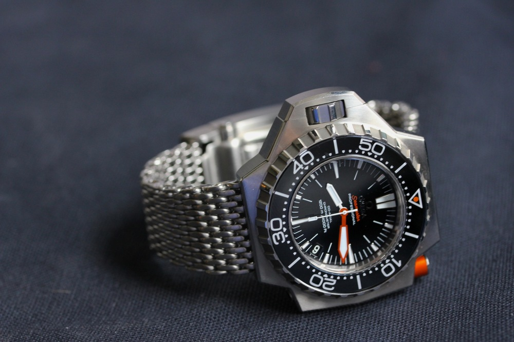 The Omega Seamaster Professional PloProf 1200