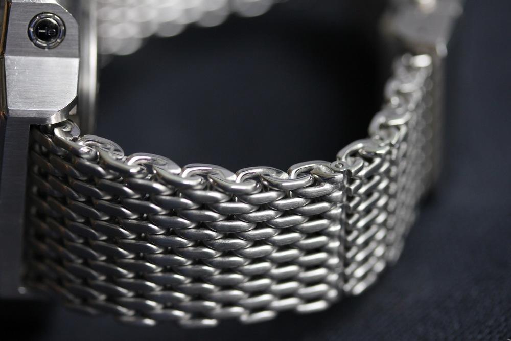 Signature Mesh Bracelet