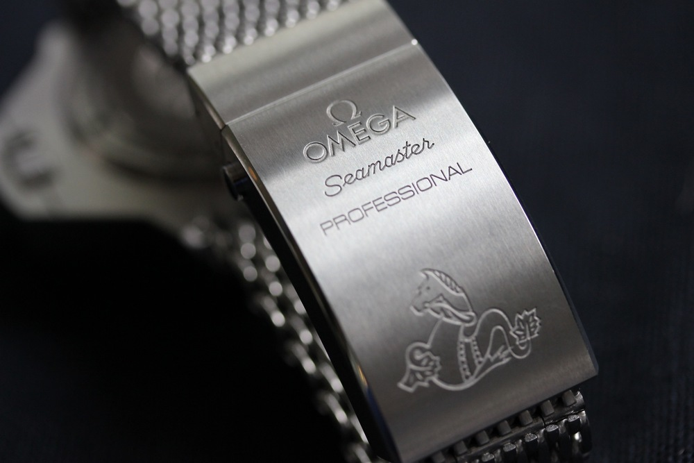 Seamaster Professional Clasp